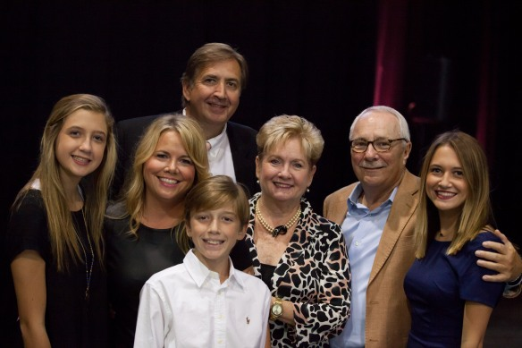 Runway Chair Coco Dorsey and Family.  Great job Coco and crew!